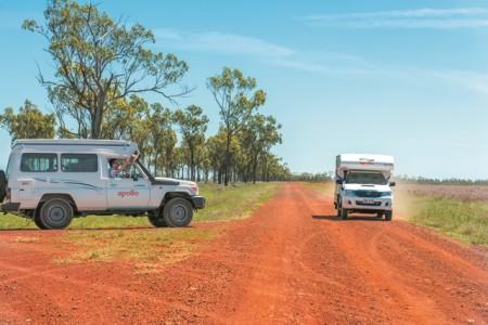 Campervans Australien Westen
