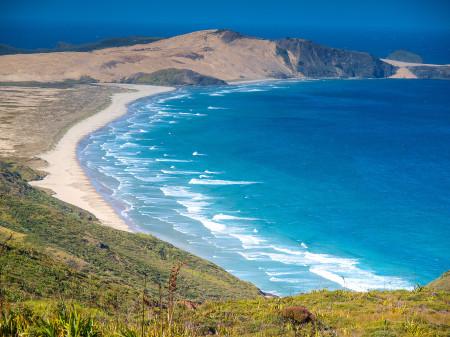 90 Miles Beach Nordinsel