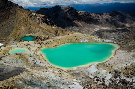 NZ Tongariro NP-Emerald Lake_108309257