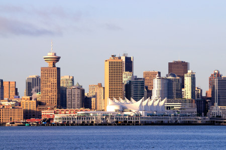 Vancouver West Kanada
