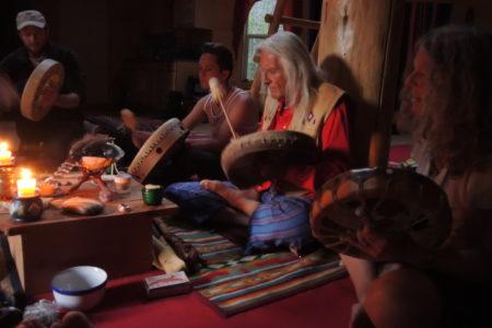 Canadian Natives Begegnungen