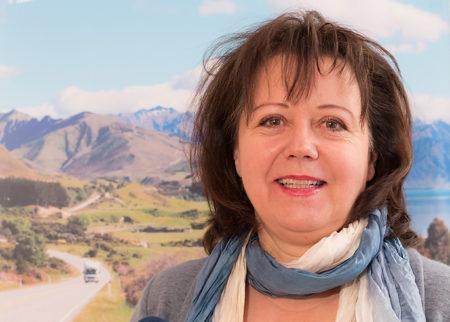 Beatrix Cometti Neuseeland