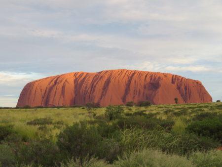 Ayers Rock Australien Mitte