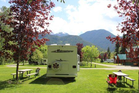 Privater Campingplatz