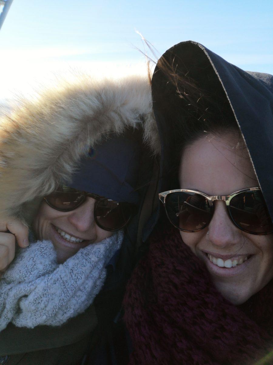 Gianna und Isabelle