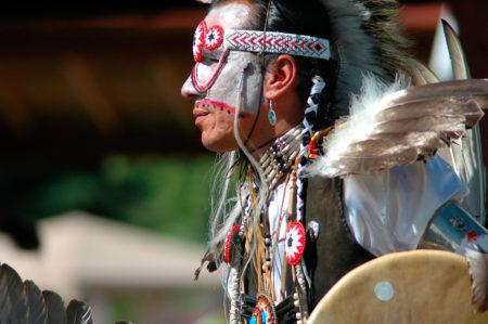 Kanada - Indianer - Manitoulin Island