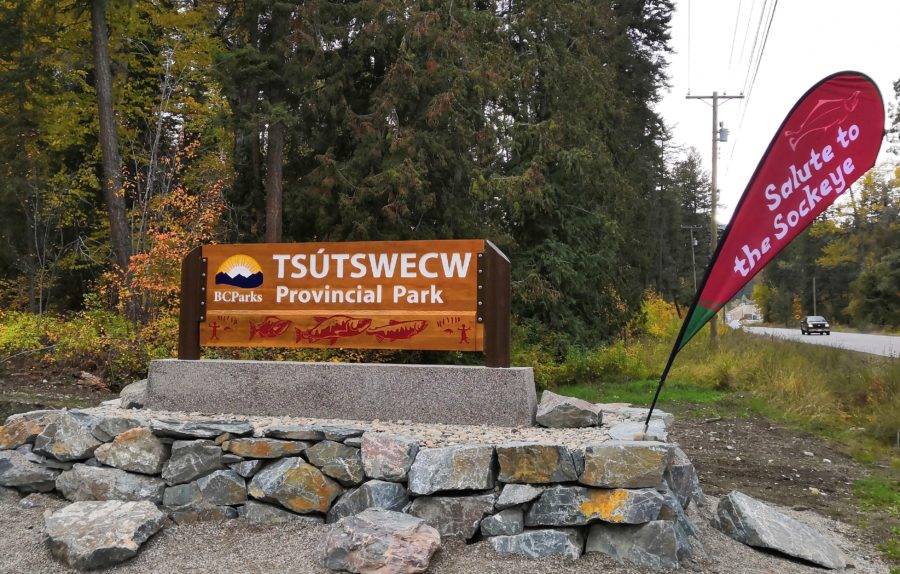 Tsutswecw Provincial Park