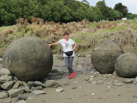 Boulders, Neuseeland