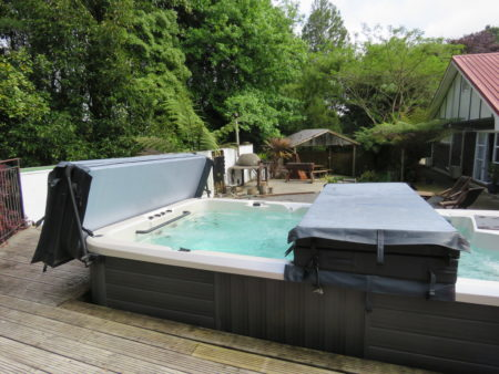 Neuseeland - Beatrix 2018 - Otorohanga - Redwoods Lodge