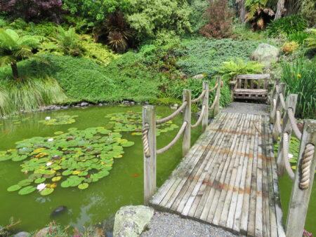 Bradleys Garden B&B in Taumarunui Neuseeland