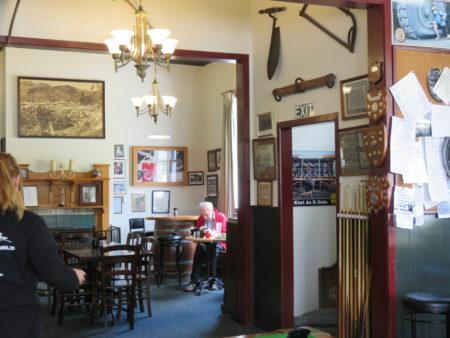Cafe in Neuseeland