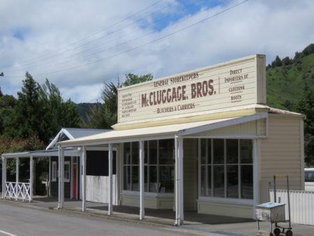 Shop in Neuseeland