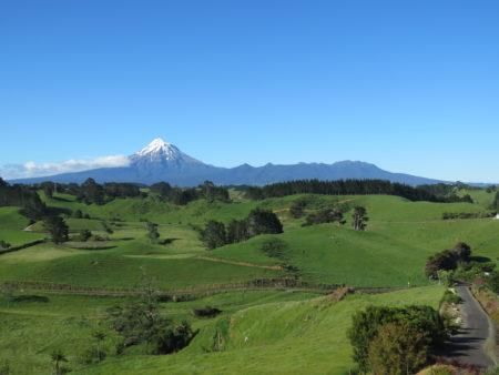 Mount Taranaki / Mount Egmont