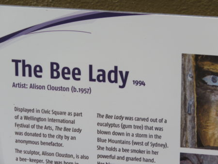 The Bee Lady Story
