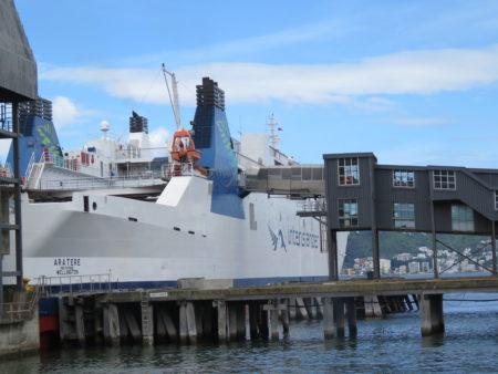 Fährenterminal Wellington