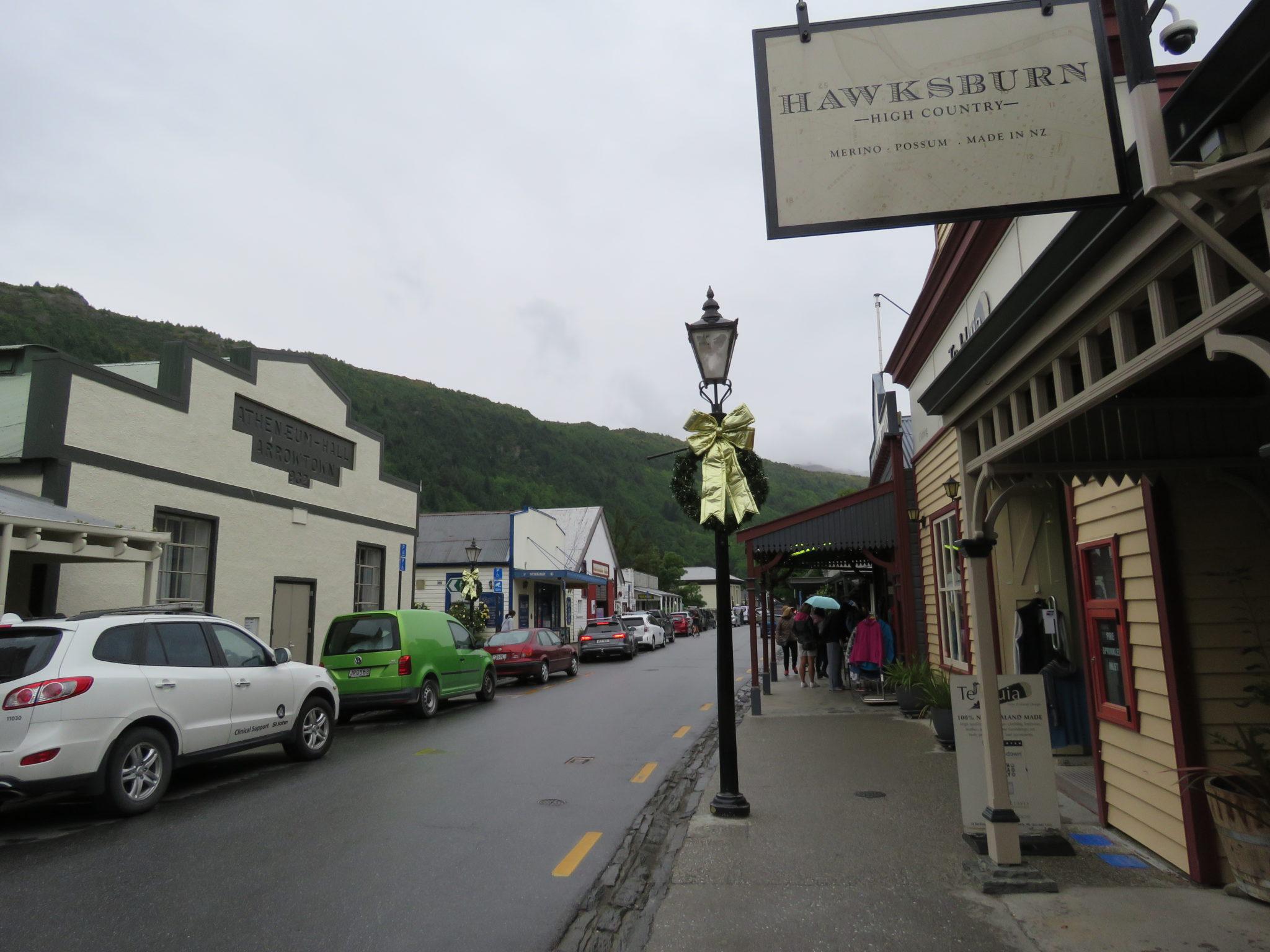 Arrowtown Pioneer Village