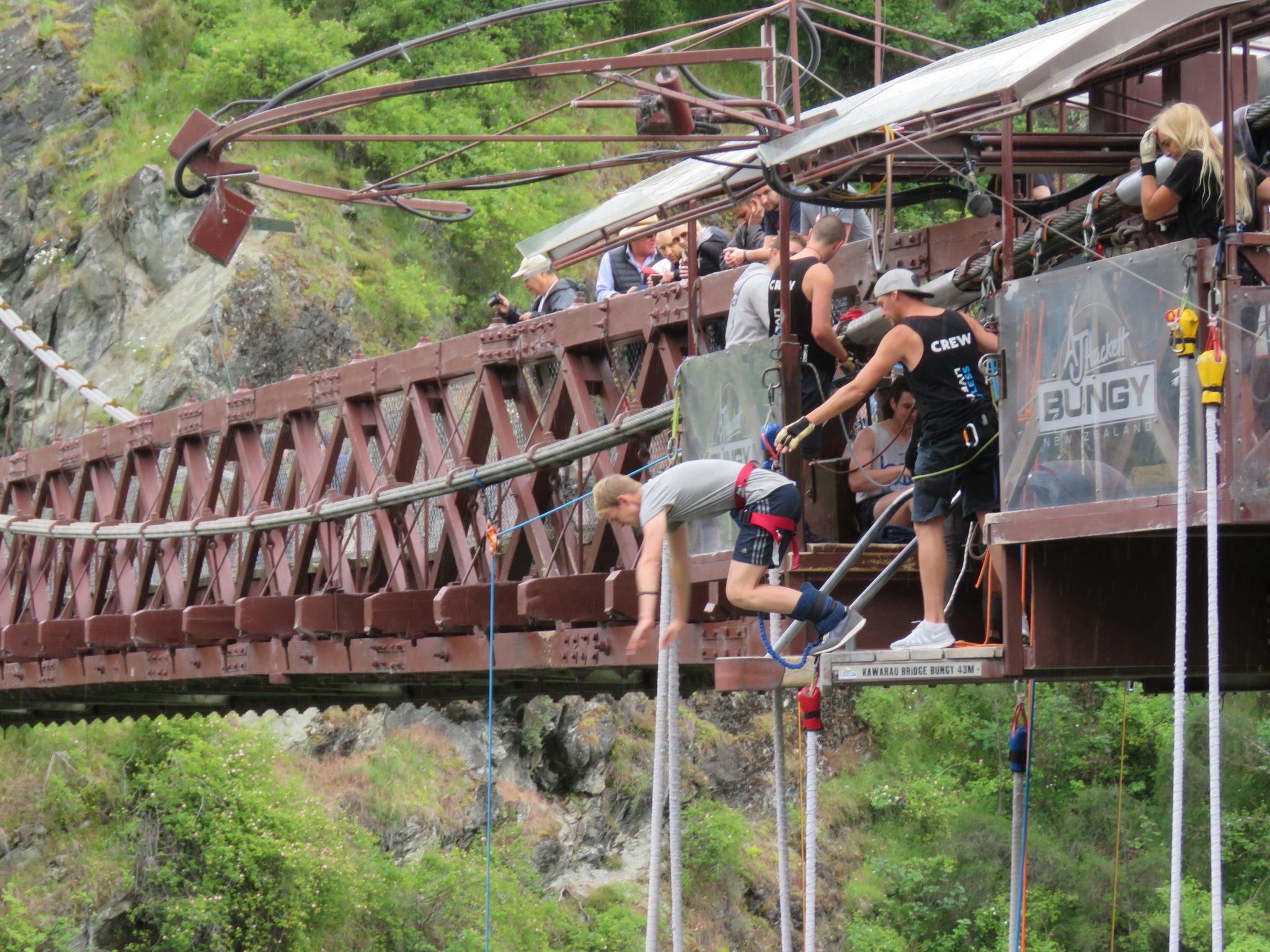 Ben Nevis Bungy Jump