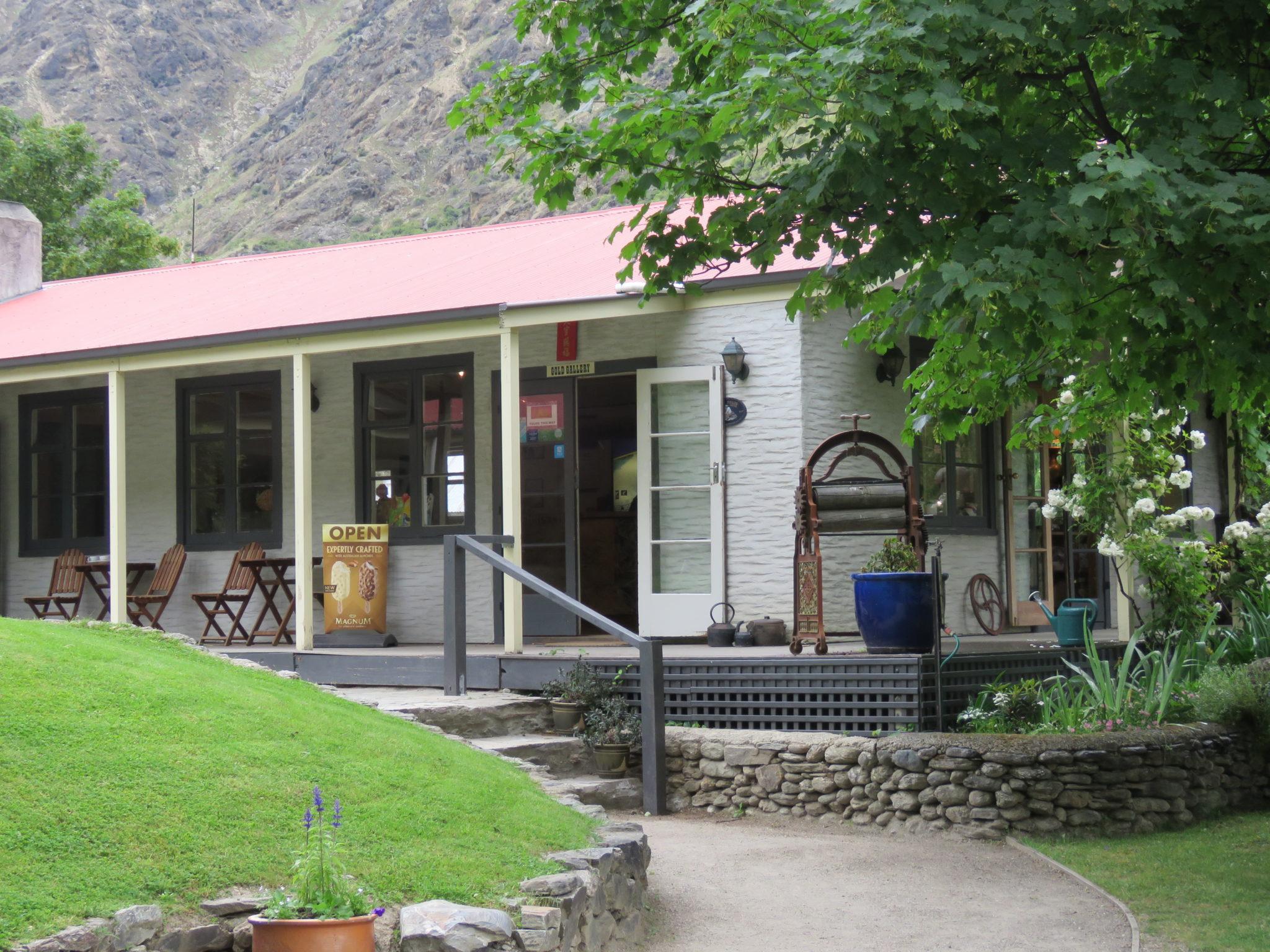 Kawarau Gorge Maining Center Restaurant