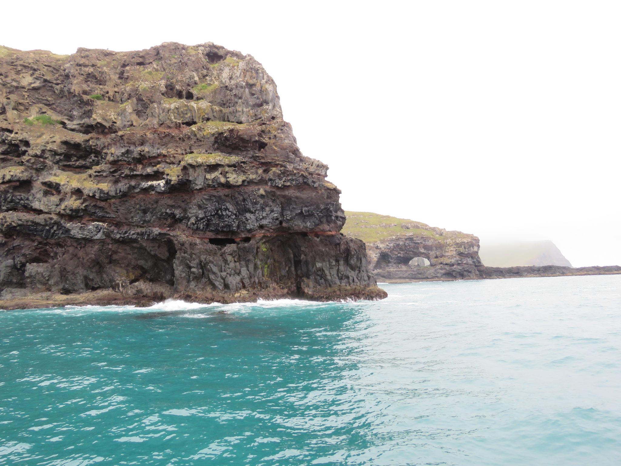 Küste bei Akaroa
