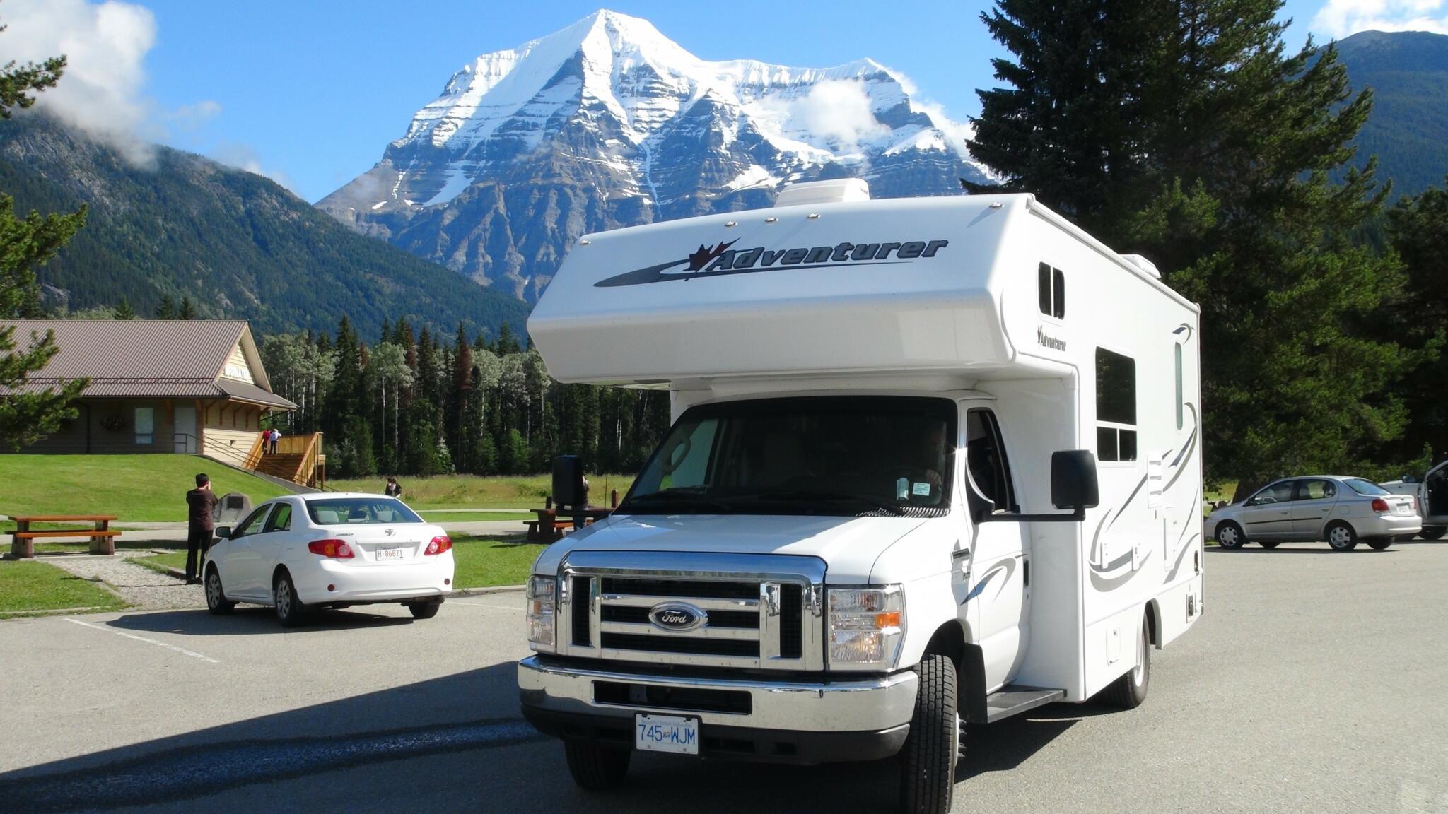 Camper in Kanada