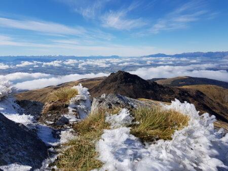 Mt. Luxmore - Kepler Track, Fiordland