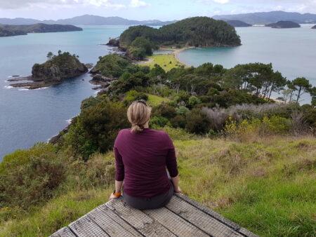 Wundervolle Bay of Island
