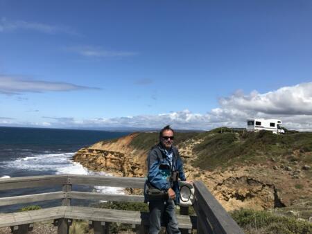Great Ocean Road Wilde Küste