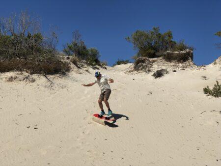 Kangaroo Island Surfen mal anders