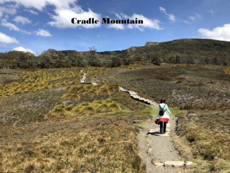 Wanderung im Cradle Mountain NP