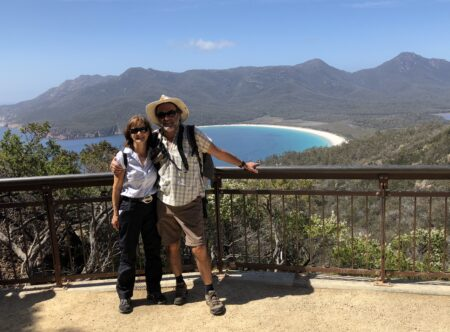 Freycinet NP - Wineglass Bay
