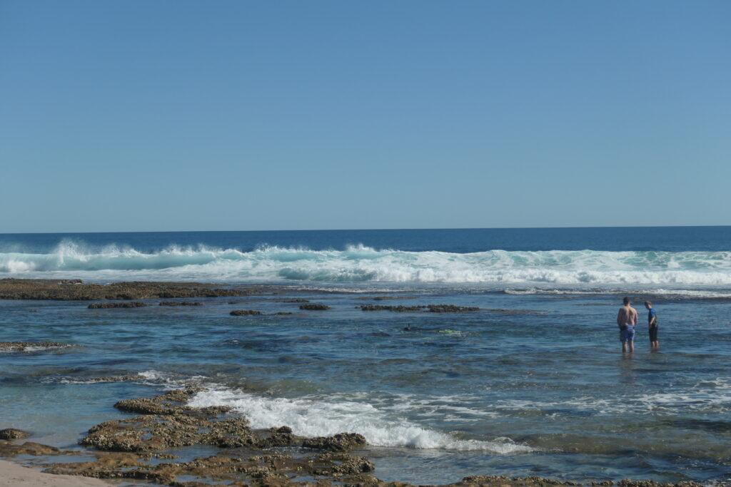 Blue Holes beim Kalbarri National Park West Australien