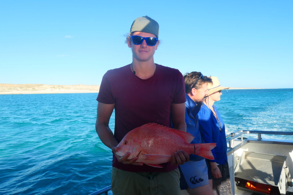 Deep Sea Fishing Coral Bay