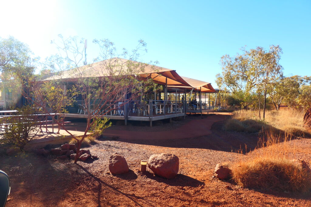 Restaurant Eco Lodge Karijini NP
