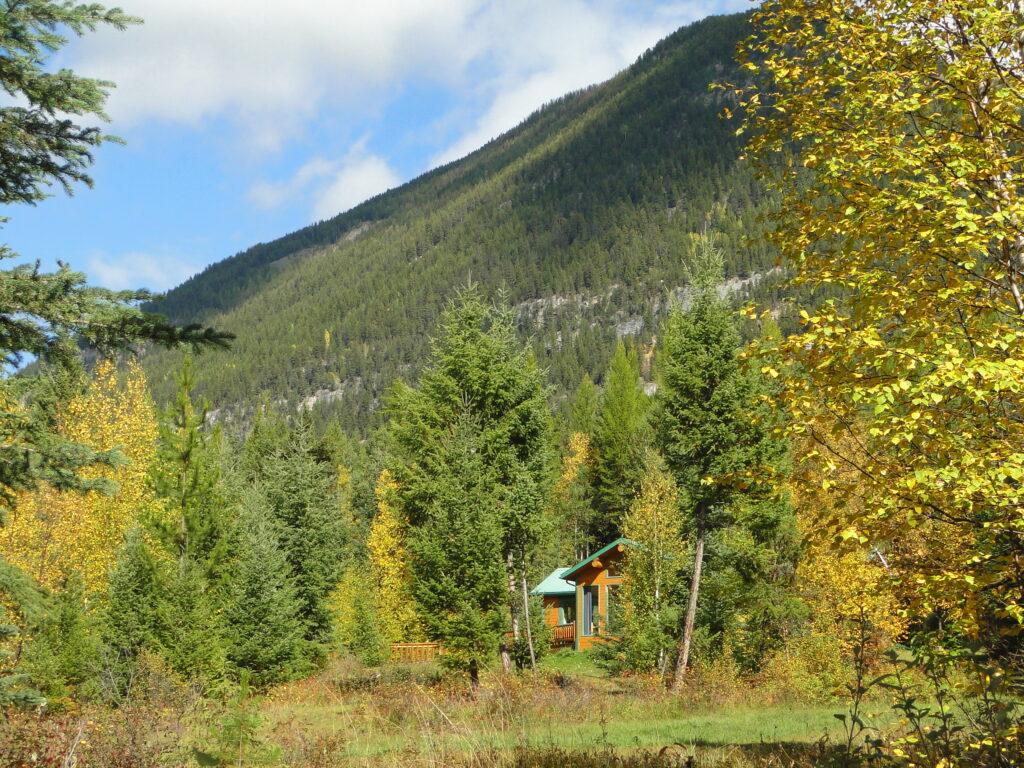 Cross River Wilderness Resort - Canada