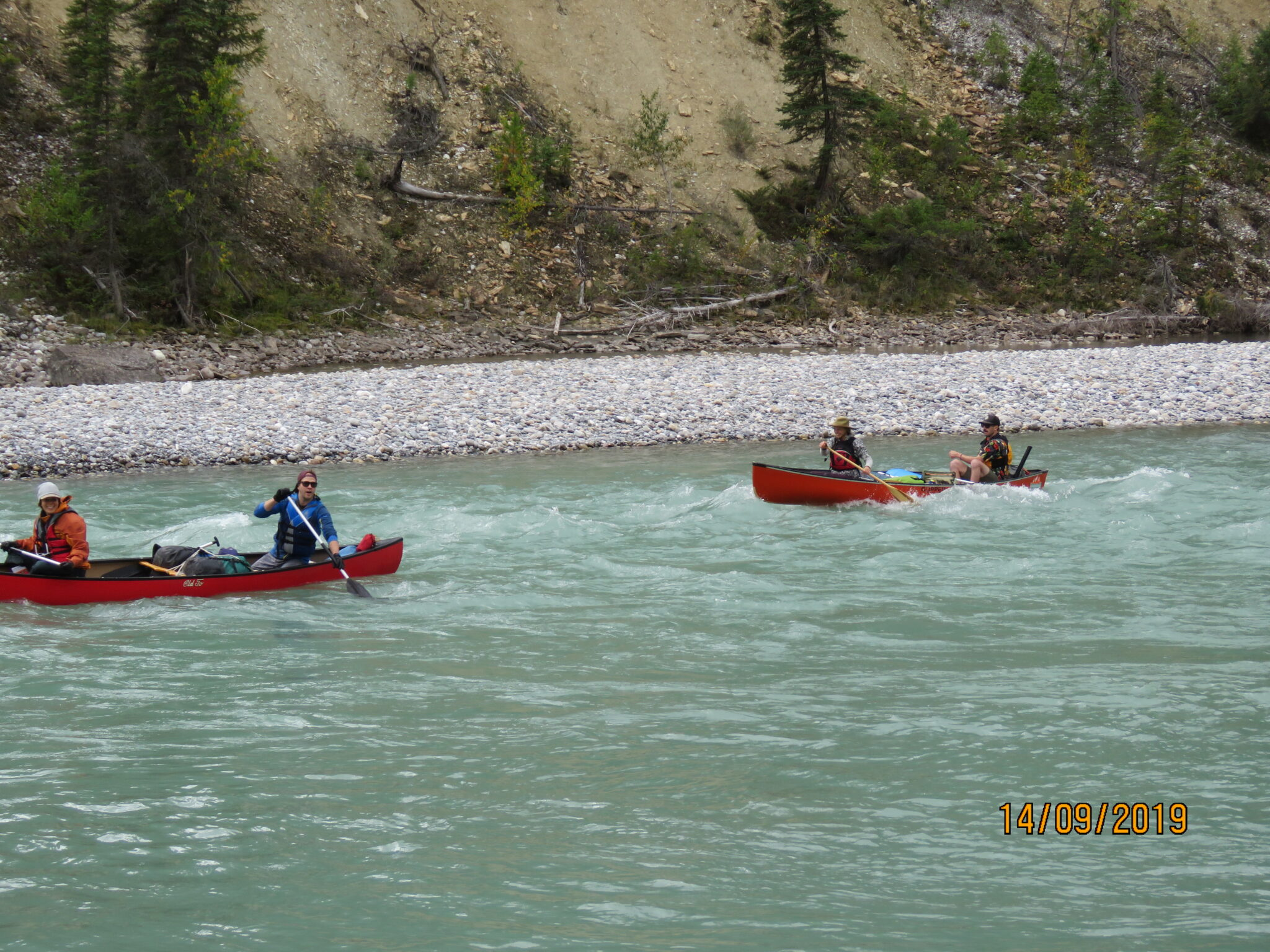Kootenay River - Canada
