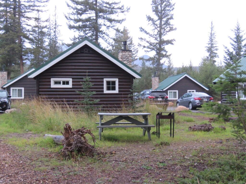 unser River Front Cabin in Jasper