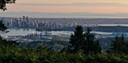 Aussicht Vancouver